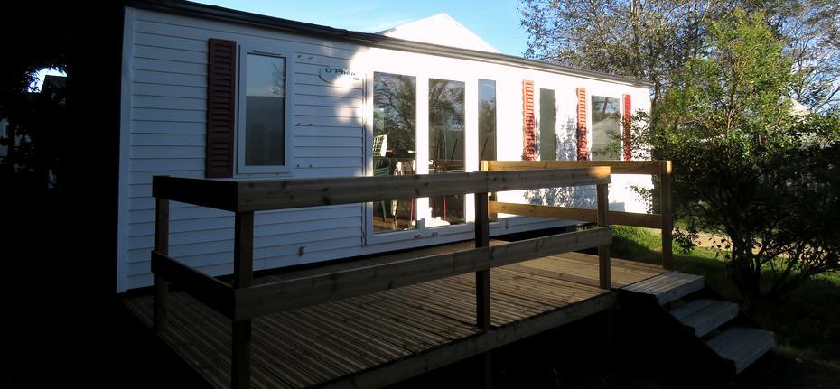 Louer un mobil-home 3 chambres à Belle-Ile-en-mer dans le Morbihan
