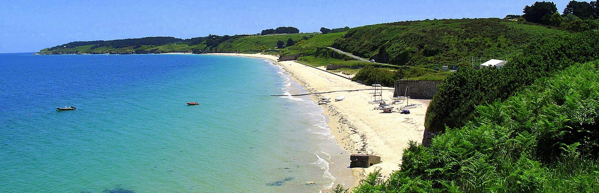 Camping belle ile en mer camping les grands sables - Office du tourisme de belle ile en mer ...